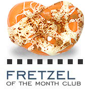 chocolate covered pretzel flavor of the month